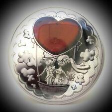 Fridge Magnet Love Coin Tourist Travel Souvenir For Collection & Gift M701