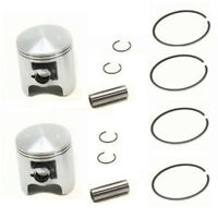 2 Piston Kits ARCTIC CAT WILDCAT 650- 650cc ('88-90) 78.00MM