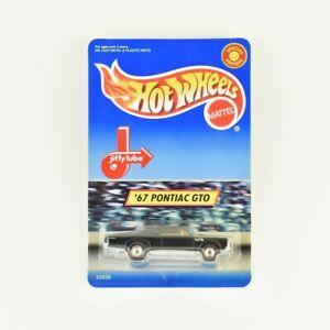 '67 Pontiac GTO - Hot Wheels Jiffy Lube Exclusive - New in Box