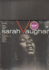 SARAH VAUGHAN - after hours with LP