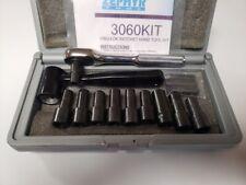 Visu-Lok 3060KIT Aviation Fastener Ratchet Tool Kit Zephyr Lok-Fast New in Case