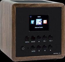 Imperial I10 kompaktes Internet-radio Holzoptik