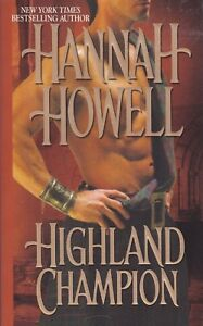 Highland Champion by Hannah Howell (Paperback) NEW Book
