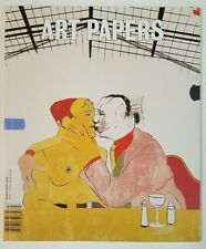 Art Papers Mobilization Contemporary RB Kitaj March April 2016 FREE SHIPPING