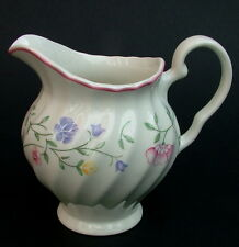 Johnson Brothers Summer Chintz Pattern Tea Size Milk or Cream Jug 12cmh in VGC