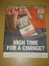 NME 2000 MAR 18 TRAVIS SHAUN RYDER BLUR MUSE GOMEZ