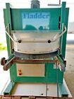 Fladder Sander, Wide Belt Sander, Line Graining/Deburring/Finishing Machine
