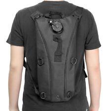 Water Bladder Bag Camping Hiking Survival Backpack Black 3L
