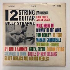 Billy Strange - 12 String Guitar - VINYL (VA 8022) - Good Condition