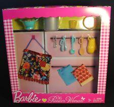 Barbie Pioneer Woman - Pasta cook Set - Ree Drummond - NEW - NRFB