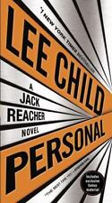 Jack Reacher: Personal 19 by Lee Child (2014 First Edition, HC)