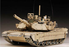 Award Winner Built Tamiya 1/35 US Abrams M1A2 SEP TUSK II MBT +PE/Accessories