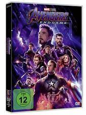 Avengers: Endgame (DVD, 2019)