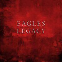 Eagles – Legacy [New & Sealed] 12CD / 1DVD / 1Blu-ray Boxset