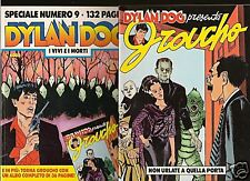 \ DYLAN DOG SPECIALE n° 9 CON ALLEGATO  -1995 ///