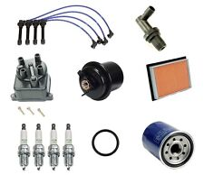 For Honda 1.6L CX DX LX Premium Quality Ignition Tune Up Kit D16Y7 Engine Code