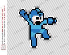 8bit Mega Man Rockman (B) Car Truck SUV Vinyl Bumper Sticker