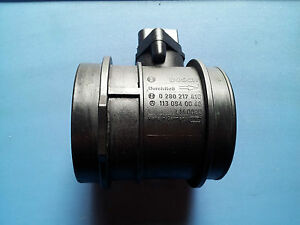 MERCEDES-BENZ W220 S430 S500 MAF FLOW METER SENSOR 1130940048  01 02 03 04 05 06