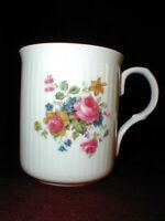 Sadler Bone China STL Floral Bouquet #4199 Coffee Mug Cup (loc-big)