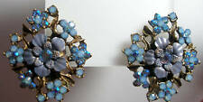 MICHAL NEGRIN ORIGINAL MADE WITH SWAROVSKI CRYSTAL EARRINGS