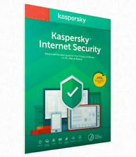 Antivirus Kaspersky internet Security 1 PC/Mac 2020/2021- us keys only
