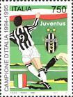 # ITALIA ITALY - 1995 - Juventus Winner - Calcio Football Soccer Sport Stamp MNH