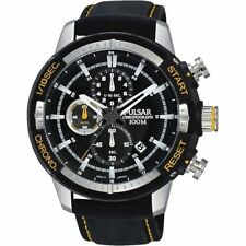 Pulsar Wristwatches with Chronograph