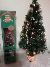 Vintage Fibre optic christmas Tree XS002 colour changing fibre optic tree
