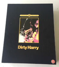 """""""DIRTY HARRY"""" (Clint Eastwood) Special Edition Deluxe DVD Box Set - EX CONDITION"""
