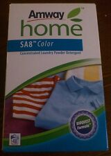 Amway - SA8 Colour Concentrated Laundry Powder Detergent 3kg