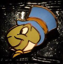 Le 50 Jiminy Cricket Head Pinocchio Dlr Frame Map Disney Auctions Da Gold Pin