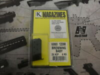 Baby Browning Magazine by Triple K #120M