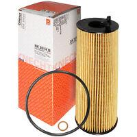 Original MAHLE / KNECHT Ölfilter OX 361/4D Oil Filter