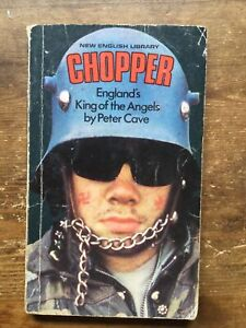 Chopper Peter Cave Hells Angels Outlaw Bikers 1%er Book 1973 Edition