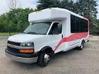 2012 Chevrolet 4500 Church Shuttle Bus Van, 14 Passenger, NO CDL, 810-772-9083 <br/> 6.6 DuraMax Diesel, Excellent Camper Conversion