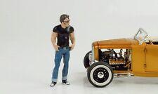 greasers Buddy Figura Figurines Figuras 1:18 FIGURAS American Diorama / N º CAR