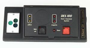 Durst CA Color Analyzer DES 100 Exposure System Analyser 13544