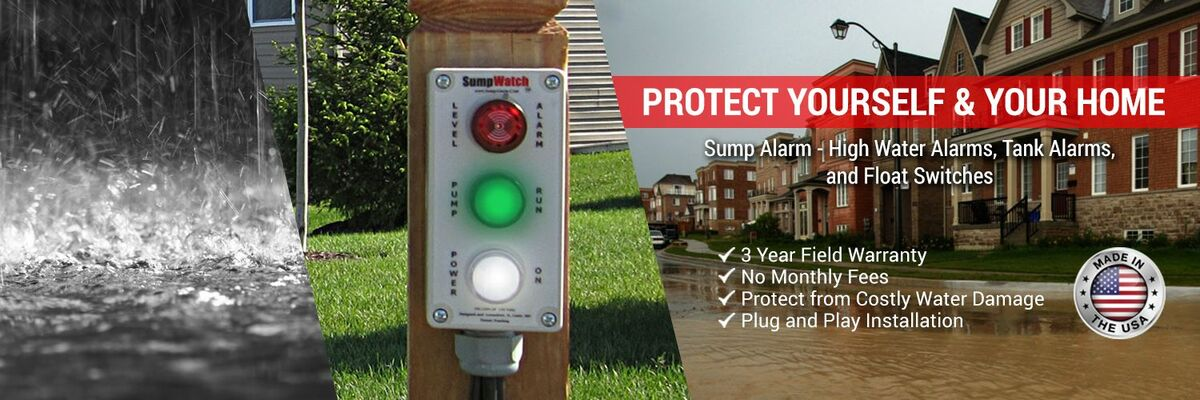 Septic Alarms and Float Switches