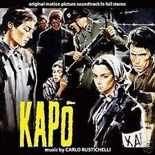 Carlo Rustichelli: KAPO (New/Sealed CD)