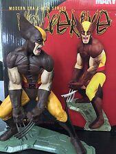 MARVEL WOLVERINE MODERN ERA Statue X-MEN SERIES By JIM LEE MAQUETTE Figurine TOY