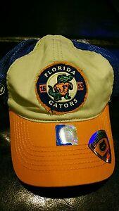 """Florida Gators Top of the World """"NCAA Honors Flex Mesh Cap"""" size M/L"""