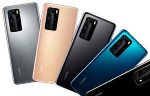 HUAWEI P40 5G 128GB + 8GB RAM DUAL SIM UNLOCKED SMARTPHONE GRADEs