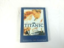 Titanic (DVD, 2005, 3-Disc Set, Collectors Edition/Widescreen)