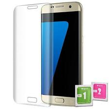 Tempered Glass Screen Protector For SAMSUNG GALAXY S7 EDGE Full Coverage