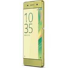 Sony Xperia XA F3116 16GB lime-gold Android Smartphone Handy LTE/4G Octa-Core