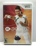 Nintendo Wii - EA Sports Active: Personal Trainer - Complete w/ Manual - Tested