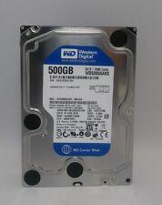 "Western Digital WD Blue 500GB Internal 7200RPM 3.5"" (WD5000AAKS) HDD - SATA"