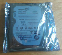 """New Seagate Solid State Hybrid SSHD ST1000LM014 1TB 2.5"""" SATA Laptop Bare Drive"""
