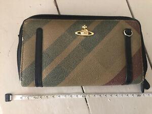 vivienne westwood Large Purse Clutch Phone Bag