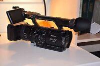 VIDEOCAMARA-Sony-fx1e hdv (MISMA CAMARA QUE Z1E) PROGRAMA CAPTURA AVCHD